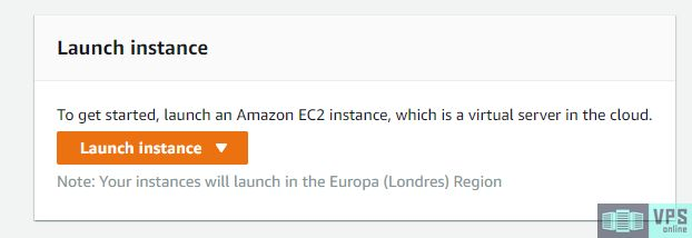 Ejecutar instancia de Amazon EC2