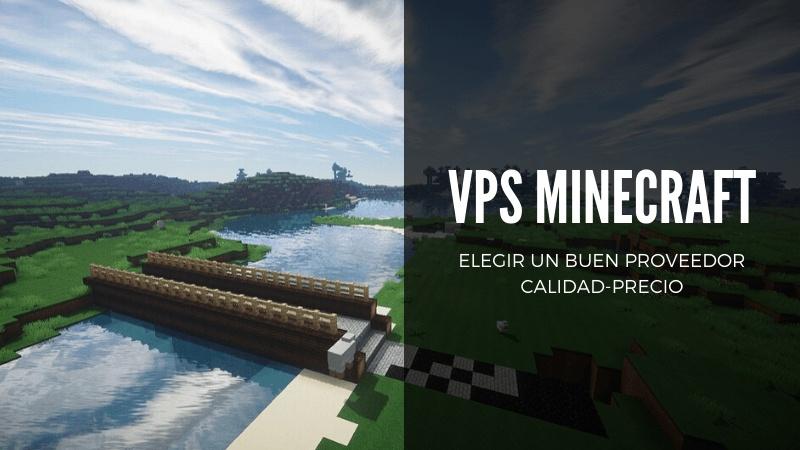 VPS para Minecraft - Comparativa de proveedores